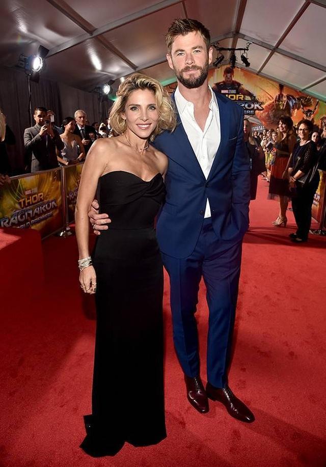 Sau khi bối rối vì... quá giàu, tài tử Chris Hemsworth dành cả một năm ở bên vợ con - 2
