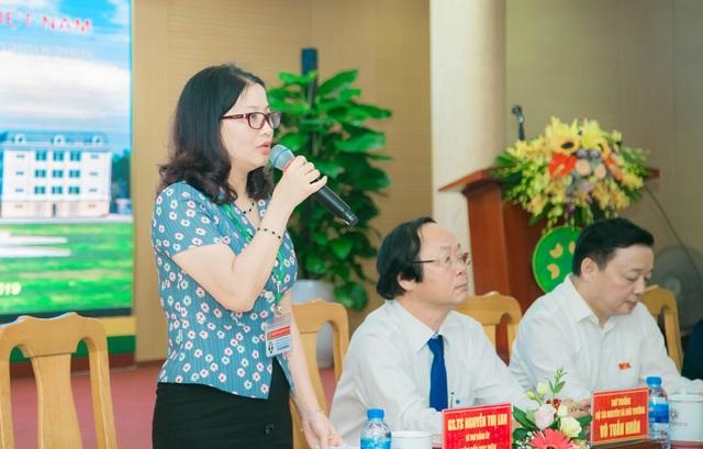 """Bộ Tài nguyên và Môi trường """"đặt hàng"""" đề tài nghiên cứu với Học viện Nông nghiệp Việt Nam - 2"""
