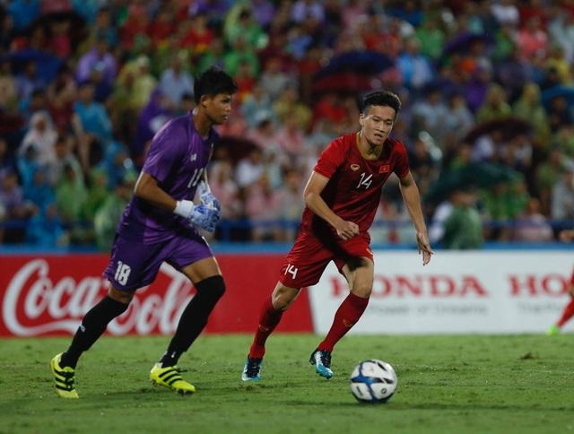 U23 Việt Nam 2-0 U23 Myanmar: Việt Hưng, Tiến Linh lập công - 2