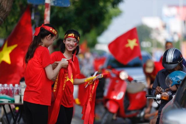 U23 Việt Nam 2-0 U23 Myanmar: Việt Hưng, Tiến Linh lập công - 32