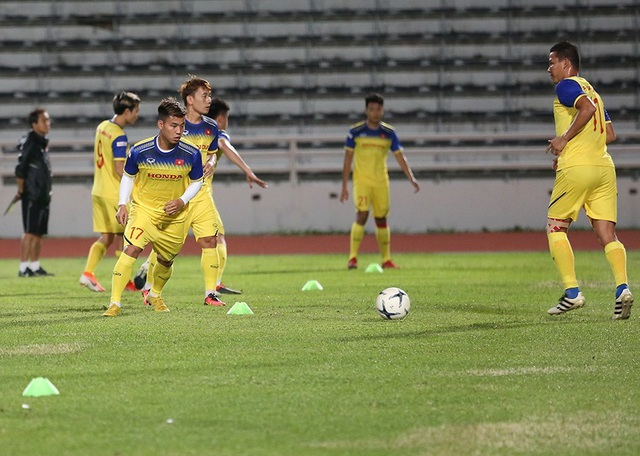Đội tuyển Việt Nam tập cực sung trước trận gặp Curacao - 7