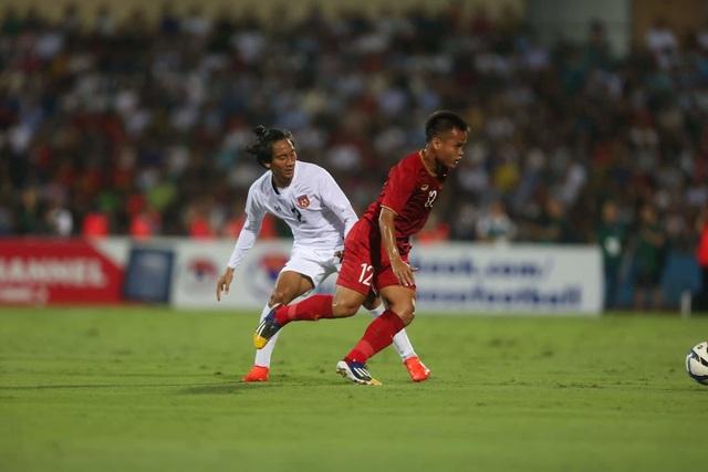 U23 Việt Nam 2-0 U23 Myanmar: Việt Hưng, Tiến Linh lập công - 7