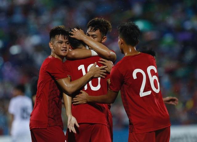 U23 Việt Nam 2-0 U23 Myanmar: Việt Hưng, Tiến Linh lập công - 4
