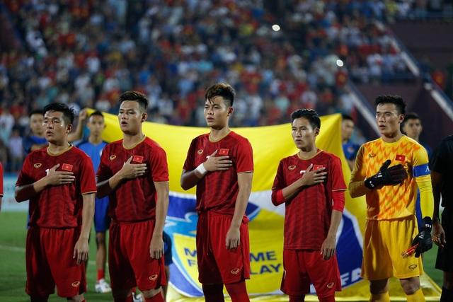 U23 Việt Nam 2-0 U23 Myanmar: Việt Hưng, Tiến Linh lập công - 18