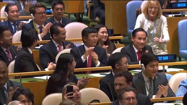 Việt Nam đắc cử Ủy viên không thường trực Hội đồng Bảo an với số phiếu rất cao - 2