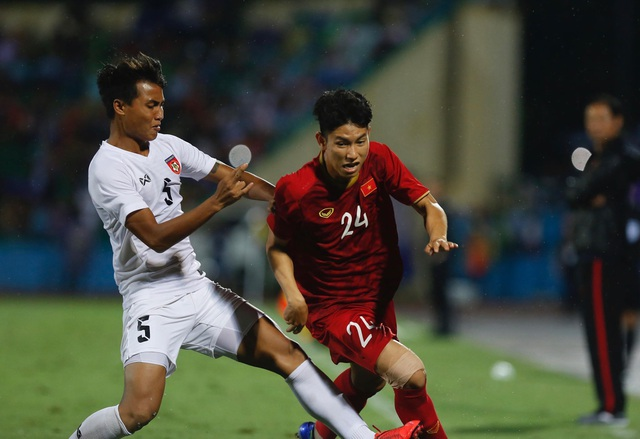 U23 Việt Nam 2-0 U23 Myanmar: Việt Hưng, Tiến Linh lập công - 6