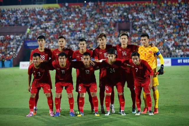 U23 Việt Nam 2-0 U23 Myanmar: Việt Hưng, Tiến Linh lập công - 22