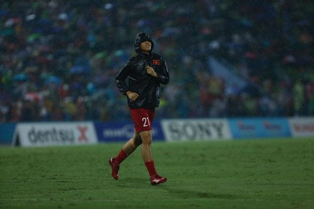 U23 Việt Nam 2-0 U23 Myanmar: Việt Hưng, Tiến Linh lập công - 12