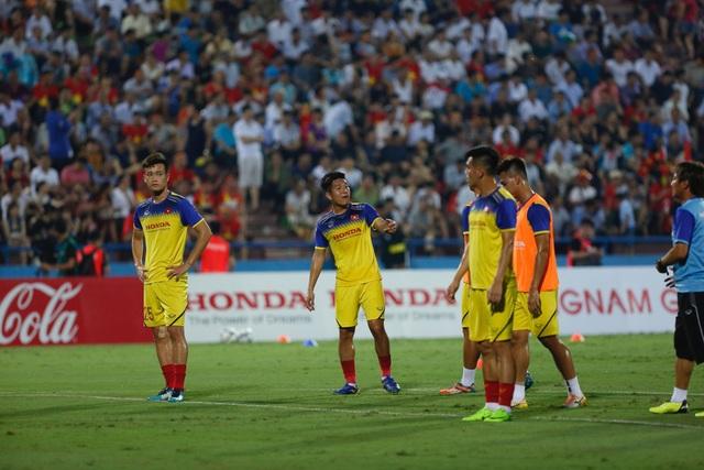 U23 Việt Nam 2-0 U23 Myanmar: Việt Hưng, Tiến Linh lập công - 28