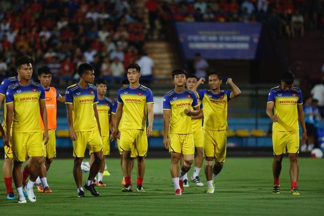 U23 Việt Nam 2-0 U23 Myanmar: Việt Hưng, Tiến Linh lập công - 23