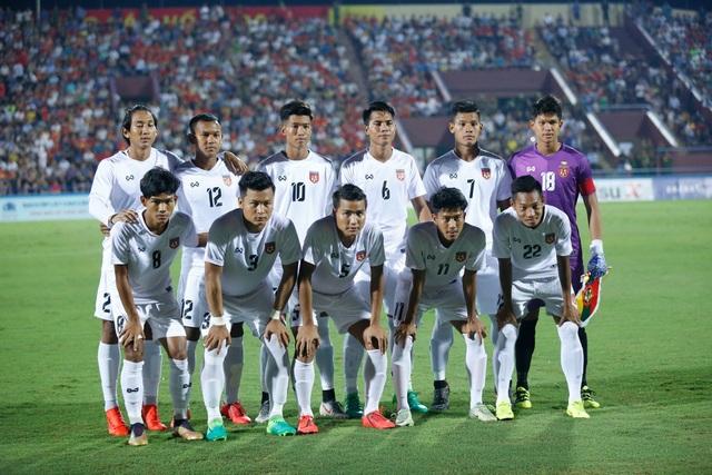 U23 Việt Nam 2-0 U23 Myanmar: Việt Hưng, Tiến Linh lập công - 21
