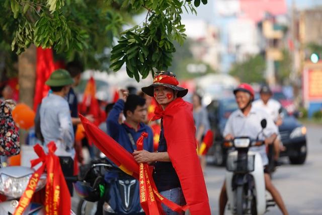 U23 Việt Nam 2-0 U23 Myanmar: Việt Hưng, Tiến Linh lập công - 34