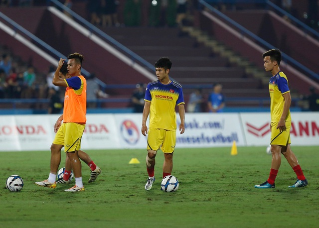 U23 Việt Nam 2-0 U23 Myanmar: Việt Hưng, Tiến Linh lập công - 24