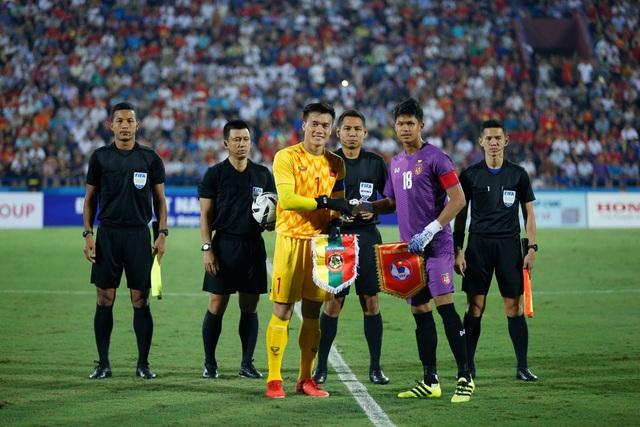 U23 Việt Nam 2-0 U23 Myanmar: Việt Hưng, Tiến Linh lập công - 20