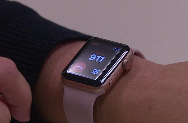 Người phụ nữ thoát khỏi bi kịch nhờ Apple Watch - 1