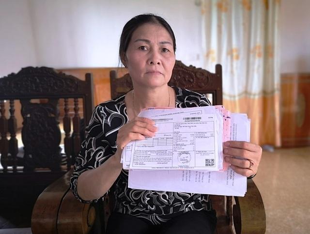 """Nam Định: Cán bộ xã giả mạo giấy ủy quyền đi lĩnh """"hộ"""" tiền trợ cấp của dân - 2"""