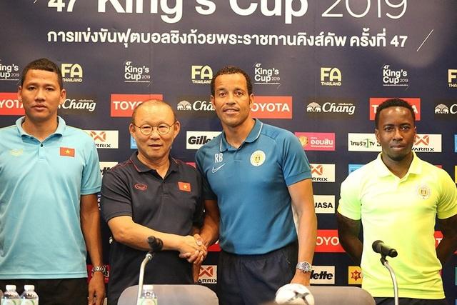"""HLV Park Hang Seo: """"Chúng tôi đã thắng trận chung kết với Thái Lan rồi"""" - 2"""