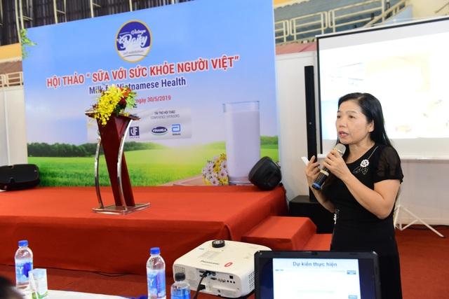 Hội thảo Sữa với sức khỏe người Việt - Đi tìm lời giải cho thực trạng thiếu hụt vi chất ở trẻ - 1