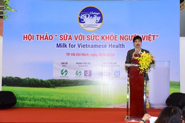 Hội thảo Sữa với sức khỏe người Việt - Đi tìm lời giải cho thực trạng thiếu hụt vi chất ở trẻ - 2