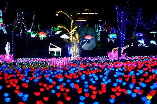 Đón hè rực rỡ với đại tiệc ánh sáng đầu tiên tại xứ biển Quy Nhơn - 2