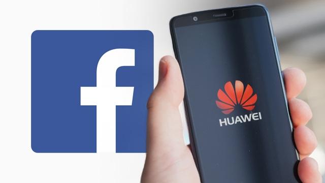 """Đến lượt Facebook """"nghỉ chơi"""", cấm Huawei cài đặt lên smartphone - 1"""