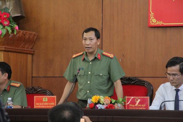 """Vụ bắt đại gia Trịnh Sướng: Đường dây xăng giả """"khủng"""" thu lợi hàng trăm tỷ đồng - 1"""