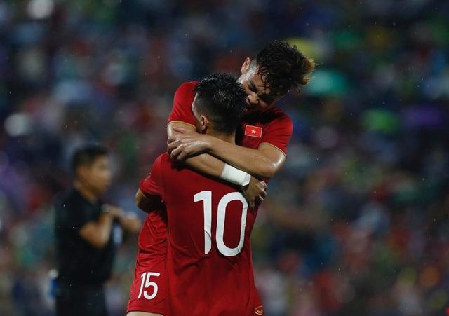U23 Việt Nam 2-0 U23 Myanmar: Việt Hưng, Tiến Linh lập công - 3