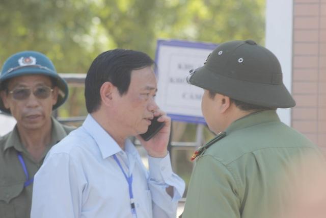 Giám đốc Sở GD-ĐT gọi điện xin lỗi thí sinh lỡ môn thi vì không được thông báo - 2