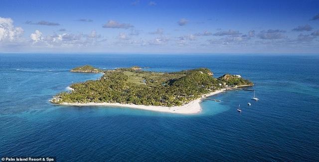Những khu nghỉ dưỡng trên đảo đẹp nhất thế giới - 1