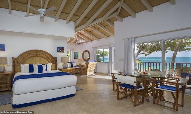 Những khu nghỉ dưỡng trên đảo đẹp nhất thế giới - 2