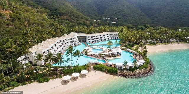 Những khu nghỉ dưỡng trên đảo đẹp nhất thế giới - 5