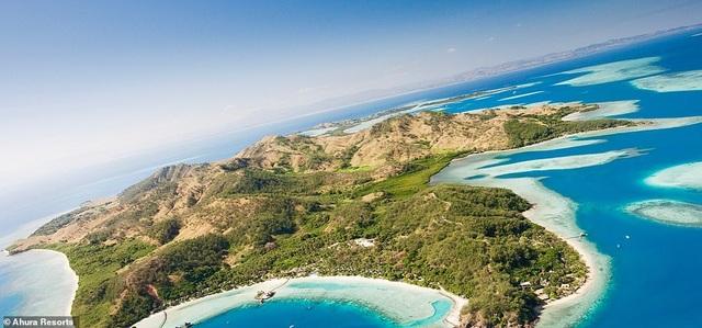 Những khu nghỉ dưỡng trên đảo đẹp nhất thế giới - 7