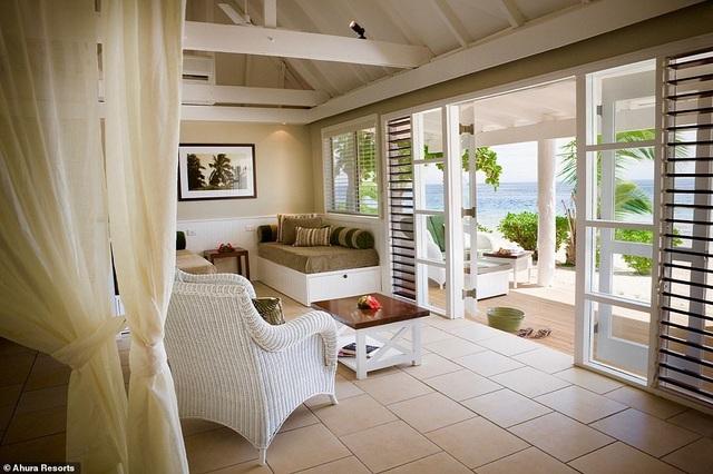 Những khu nghỉ dưỡng trên đảo đẹp nhất thế giới - 8