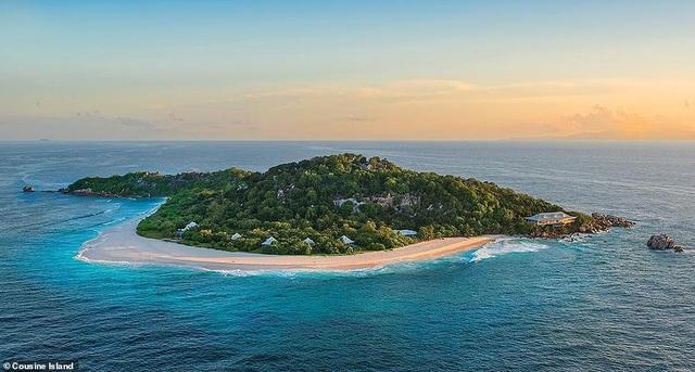 Những khu nghỉ dưỡng trên đảo đẹp nhất thế giới - 11