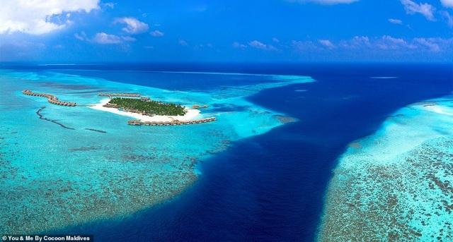 Những khu nghỉ dưỡng trên đảo đẹp nhất thế giới - 13