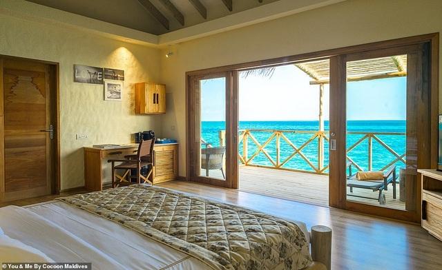 Những khu nghỉ dưỡng trên đảo đẹp nhất thế giới - 14