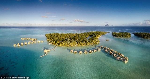 Những khu nghỉ dưỡng trên đảo đẹp nhất thế giới - 15