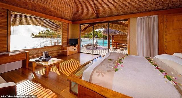 Những khu nghỉ dưỡng trên đảo đẹp nhất thế giới - 16
