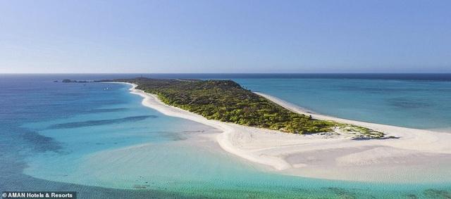 Những khu nghỉ dưỡng trên đảo đẹp nhất thế giới - 17