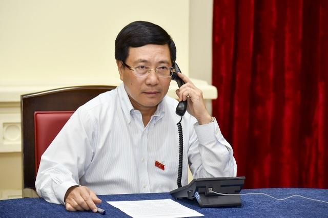 Phó Thủ tướng đề nghị Singapore đính chính thông tin sai lệch về Việt Nam và Campuchia - 1
