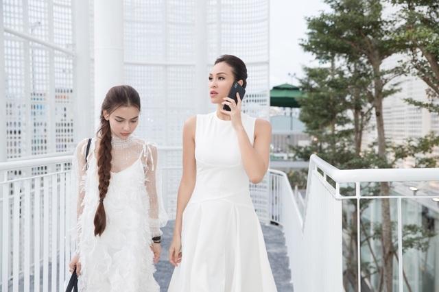 """Siêu mẫu Phương Mai lên tiếng tin đồn lấy chồng đại gia, """"cưới chạy bầu"""" - 1"""