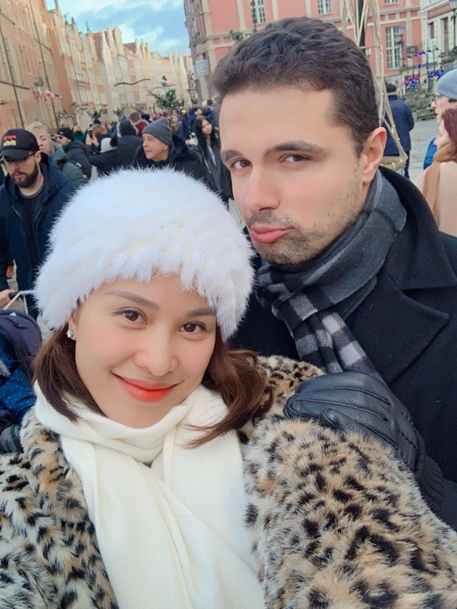 """Siêu mẫu Phương Mai lên tiếng tin đồn lấy chồng đại gia, """"cưới chạy bầu"""" - 10"""