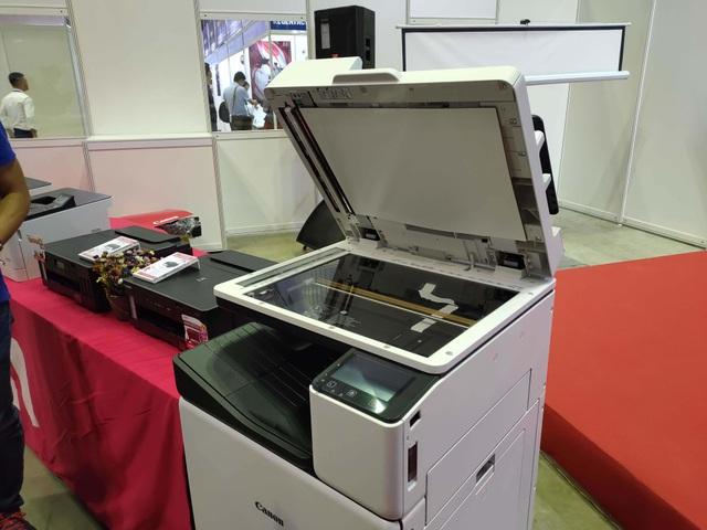 Canon ra mắt dòng máy in phun đa năng khổ A3 đầu tiên tại Việt Nam - 2