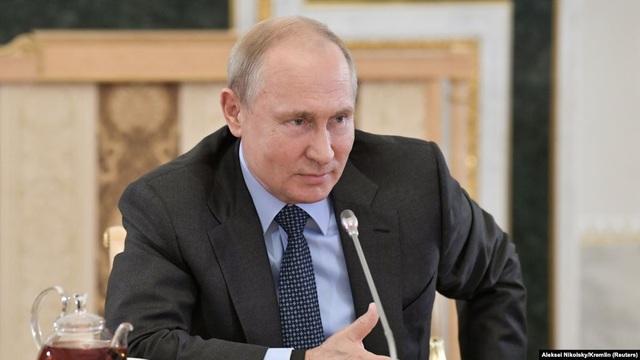 """Tổng thống Putin lên tiếng giữa lúc Iran """"căng như dây đàn"""" - 1"""