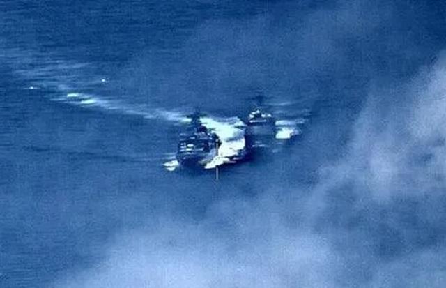 """Thông điệp Nga gửi Trung Quốc sau vụ chạm trán """"bất thường"""" với tàu chiến Mỹ - 1"""