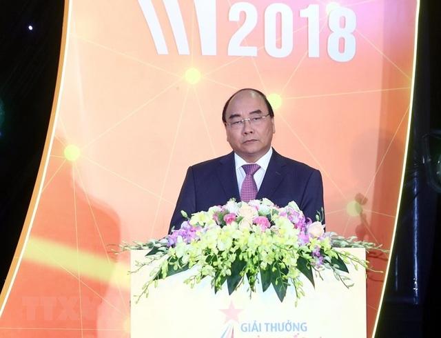 Thủ tướng Nguyễn Xuân Phúc nêu tầm quan trọng của công tác thông tin đối ngoại - 1