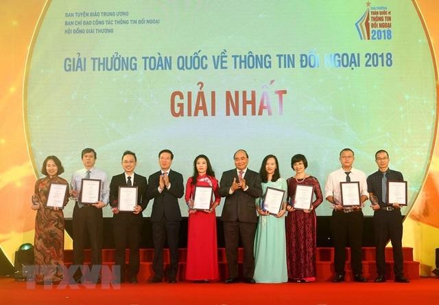 Thủ tướng Nguyễn Xuân Phúc nêu tầm quan trọng của công tác thông tin đối ngoại - 2