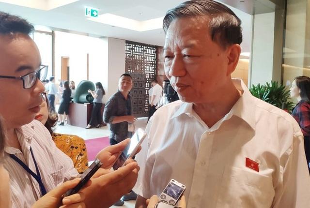 Bộ trưởng Công an Tô Lâm nói về đường dây xăng giả 3.000 tỷ đồng - 1
