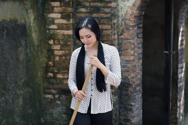 """Lương Nguyệt Anh làm người yêu của Mạnh Hưng """"Hôn nhân trong ngõ hẹp"""" - 1"""