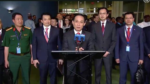 Việt Nam trúng cử Hội đồng Bảo an: Vinh dự lớn, trách nhiệm nặng nề - 1